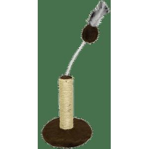 Arranhador-Mini-Liso-Marrom-Sao-Pet