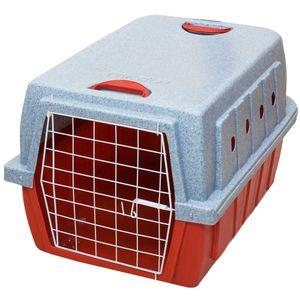 Caixa de Transporte Vermelho Rotoplas Nr 2