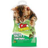 Petisco Cat Licious Hálito e Tártato 40g