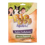 Petisco Bifinho de Calabresa Bio Dog