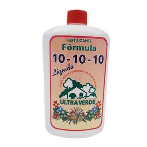 Fertilizante Líquido 10.10.10 120ml Ultraverde