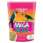 Racao-para-Papagaio-e-Araras-Megazoo-700g