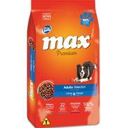 Ração Max Cães Adultos Selection Carne e Frango