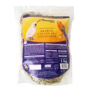 Mistura-para-Araras-Cacatuas-e-Papagaios-Passaro-Forte
