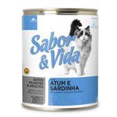 Alimento-Umido-Sabor-e-Vida-Gato-Atum-e-Sardinha