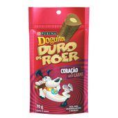 Petisco-Doguitos-Duro-de-Roer--Coracao--Sabor-Carne---70g