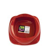 Comedouro-para-Gatos-Vermelho-Zoo-Plast-160ml
