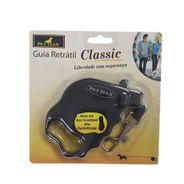 Guia-Retratil-Classic-Preta-Pet-Flex