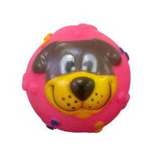 Bola-Cachorro-Feliz-Rosa