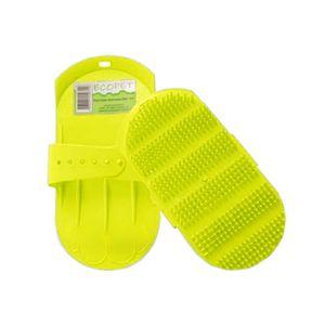 Escova-para-Caes-Alca-Regulavel-Amarela-Pet-Flex