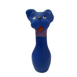 Brinquedo-Cao-Boliche-Azul-Animania