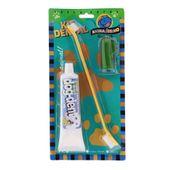 Kit-Escova-Dedeira-e-Creme-Dental-Amarelo-e-Verde-Santoro