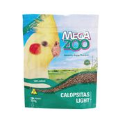 Racao-para-Calopsitas-Light-Megazoo-350g