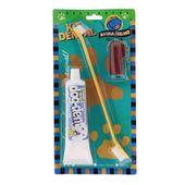 Kit-Escova-Dedeira-e-Creme-Dental-Amarelo-e-Vermelho-Santoro