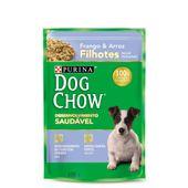 Alimento-Umido-Dog-Chow-Filhote-Racas-Pequenas-Frango-e-Arroz-100g