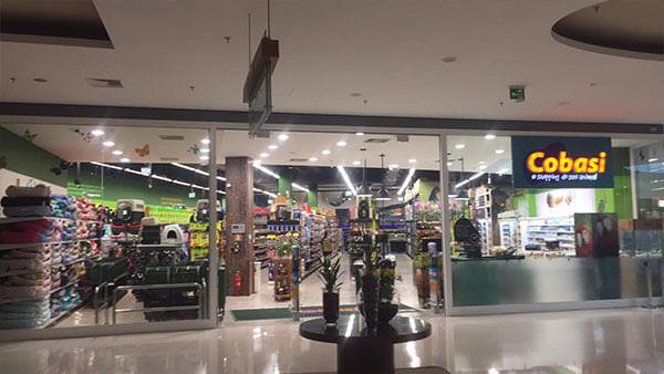 17200d44c5 Cobasi Barra Shopping Sul