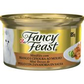 Alimento Úmido Fancy Feast Frango Cenoura