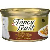 Alimento Úmido Fancy Feast Frango ao Molho