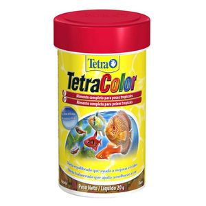 Color-Flakes-Tetra-20g