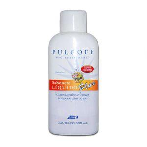 Sabonete-Liquido-Plus-Antipulgas-Pulgoff-Mundo-Animal
