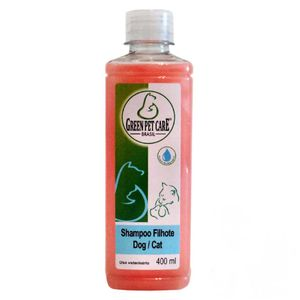 Shampoo-Filhote-400ml-Green-Pet-Care