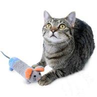 Brinquedo-Batters-Ratinho-Petmate-P