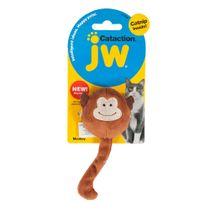 Brinquedo-Jw-Cat-Macaco-Plush-Catnip-Petmate