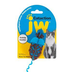 Brinquedo-Jw-Cataction-Ratinho-Petmate