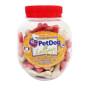 Biscoito para Cães Lollipop Pet Dog - 180g