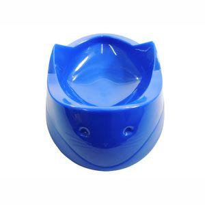 Comedouro-Plastico-Gato-Azul-Furacao-Pet
