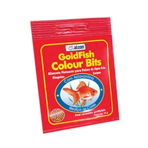 Ração Gold Fish Colour Bits Alcon