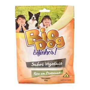 Petisco Bifinho Vegetais Bio Dog