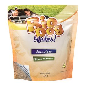 Bifinho Granulado de Carne Bio Dog