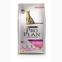Ração Cat Sterilized Pro Plan