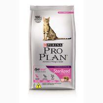 Ração Cat Sterilized Pro Plan
