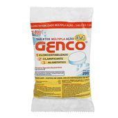 Tablete-multiacao-3-em-1-genco-cloro-para-piscina-frente