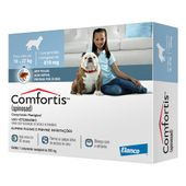 Antipulgas Comfortis 810mg Elanco Cães de 18 a 27kg