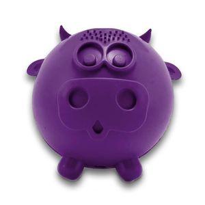 Brinquedo-Dispenser-Fun-Cow-Pet-Safe
