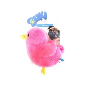 Brinquedo-Pelucia-Patinho-Rosa-Duki