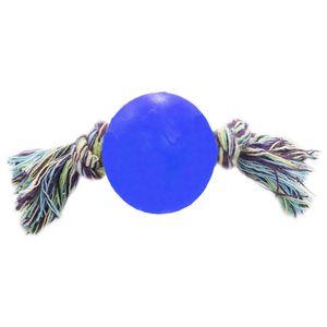 Bola-Borracha-Macica-com-Corda-Azul-Art-Injet