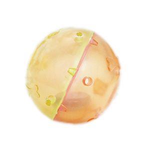 Bola-Oca-com-Chocalho-PVC-Amarelo-Art-Injet