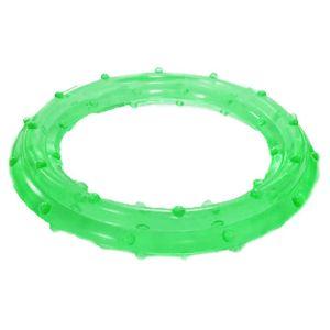 Brinquedo-Argola-Borracha-Verde-Art-Injet