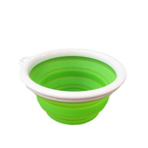 Comedouro Portátil Verde Petmate