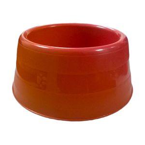 Comedouro-Caes-Filhotes-4-Patas-Vermelho-TudoPet