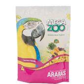 Racao-para-Araras-com-Frutas-e-Legusmes-Megazoo-600g