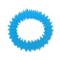 Brinquedo-Argola-Espinho-Azul-Western-Pet
