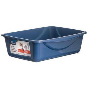 Bandeja-Higienica-Basica-Azul-Petmate