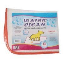 Tapete-Higienico-Water-Clean-Laranja-B2U