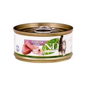 Alimento-Umido-NeD-Feline-Atum-com-Lula