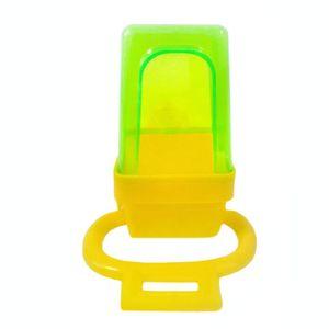 Comedouro-Chao-Limpo-Amarelo-e-Verde